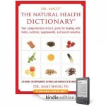 The Natural Health Dictionary on Kindle