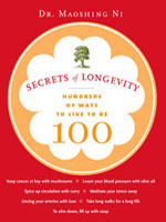 Book Cover for Dr. Mao's Secrets of Longevity